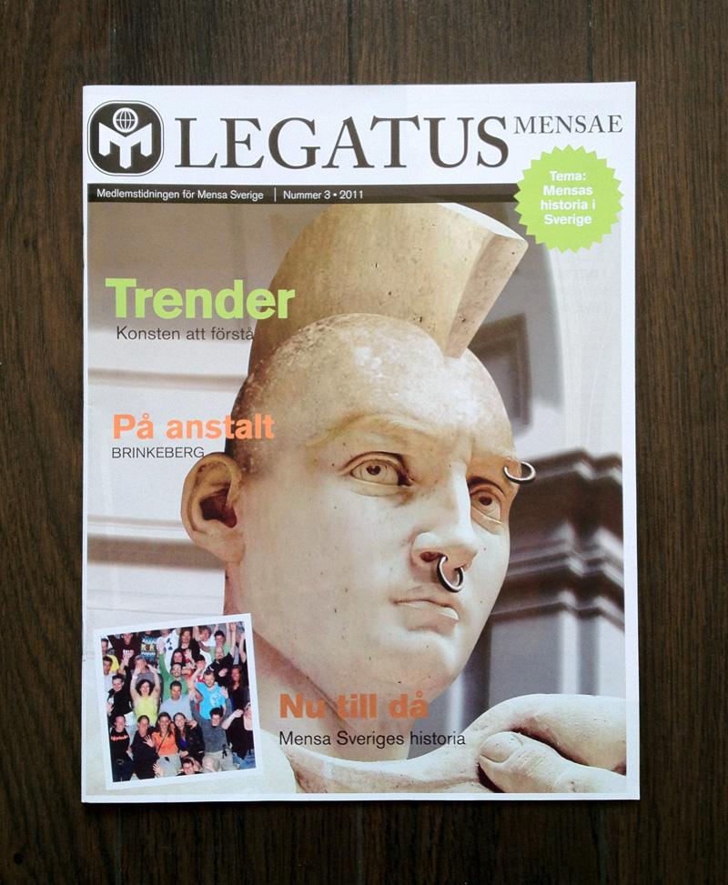 Legatus featuring Patrikland 1