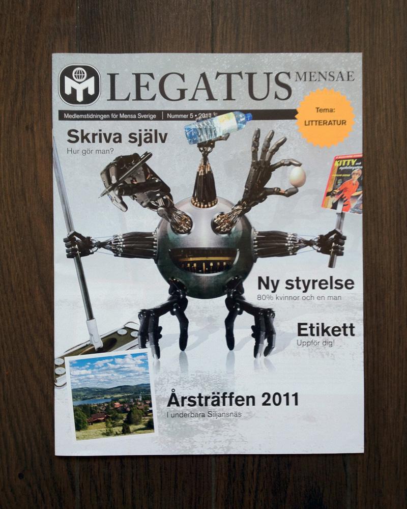 Legatus featuring Patrikland 3