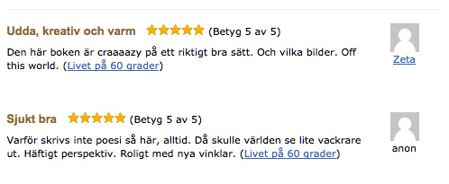 Streetcred på Bokrecension.se