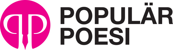 New logo for Populär Poesi