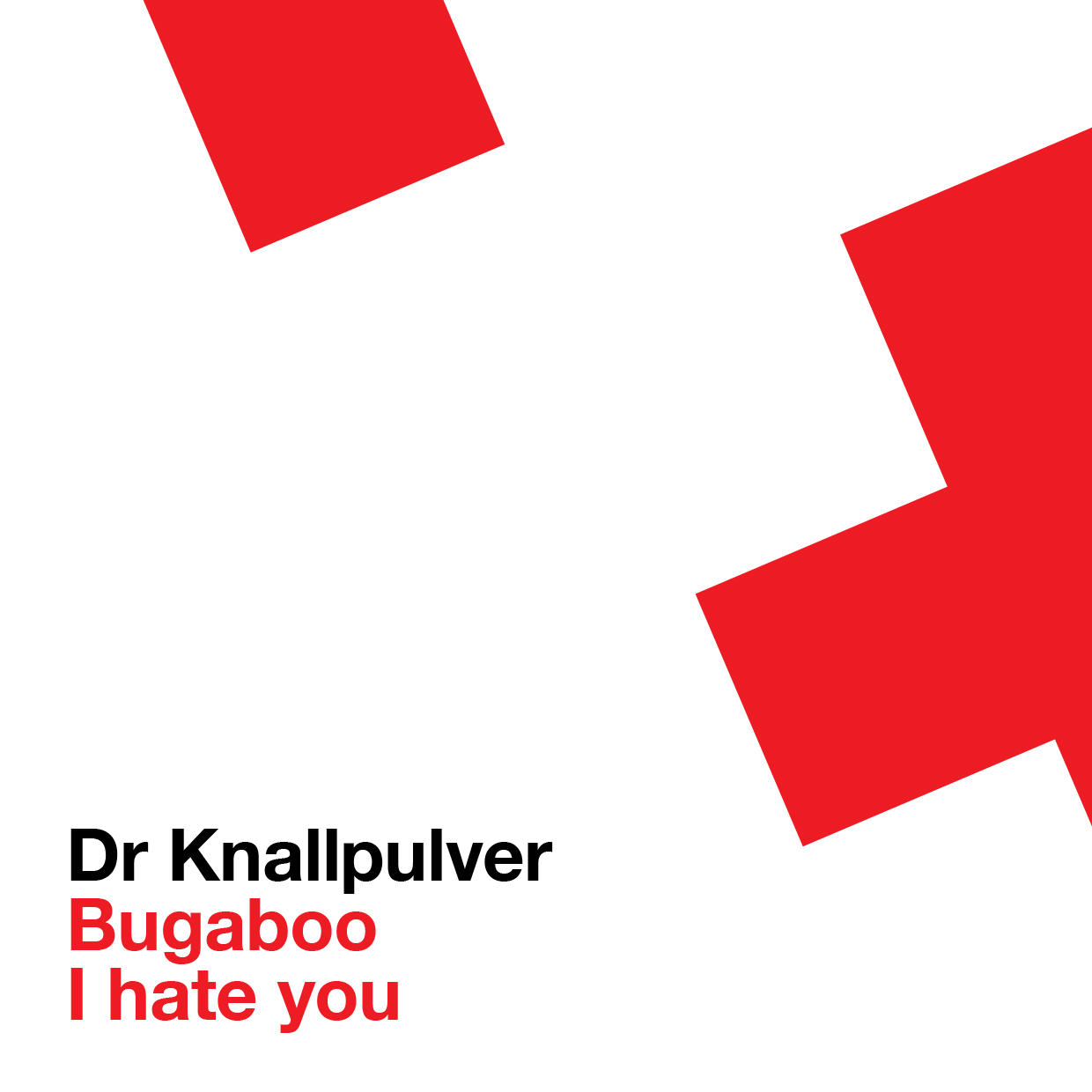 Cover for Dr Knallpulver