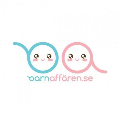 Barnaffären ny logotyp